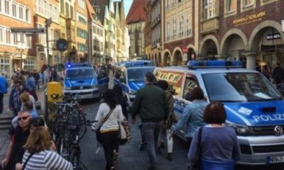 GERMANY: Authorities give update on man who rammed car into crowd