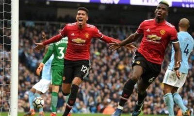 Pogba inspires incredible comeback as Man Utd delay City's EPL triumph