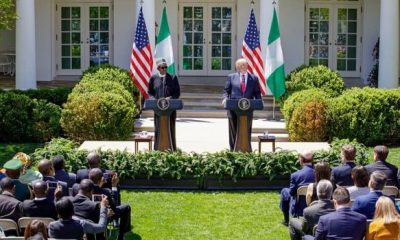 Like Cameron, Trump harps on massive corruption in Nigeria