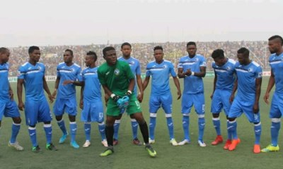 CAFCC group stage spot excites Enyimba goalkeeper