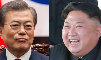 KOREA SUMMIT: We won't disturb your sleep any longer with missile tests, Kim tells counterpart Moon
