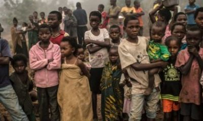 DRC: 400,000 children risk death from starvation, UNESCO says