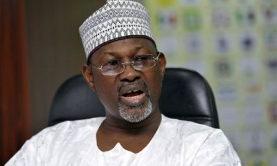Name corrupt N'Assembly members now, Senate challenges Jega