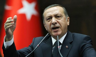 Unite and confront Israel, Erdogan tells OIC leaders