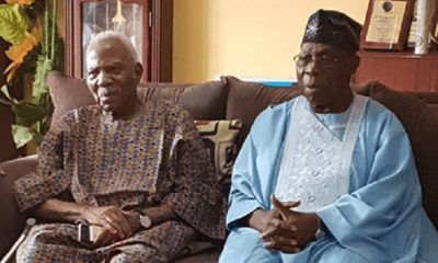 2019: Though you rejected me in the past, please back me now in ousting Buhari— OBJ to Afenifere
