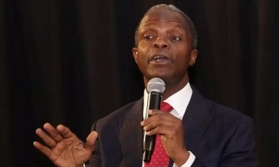 Nigeria is not the only country with challenges— Osinbajo