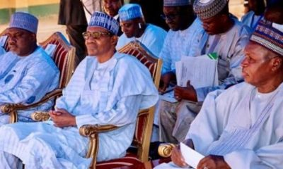 Second term not for myself, but to bring change in lives of Nigerians —Buhari