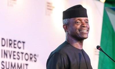 Buhari's govt invested $10bn in infrastructure, says Osinbajo
