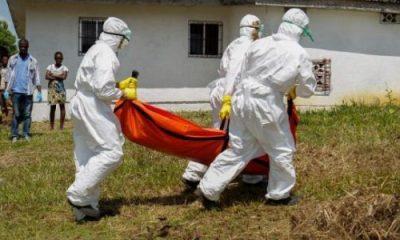DRC: 17 feared dead as Ebola outbreak is confirmed