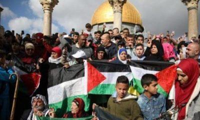 Tension as US set to open Jerusalem embassy