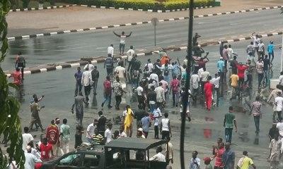 Shiites resume protest, shut federal secretariat