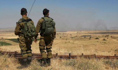Israel hits Iran with missiles after attack at occupied Goland Heights