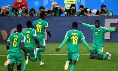 Senegal beat Poland at World Cup