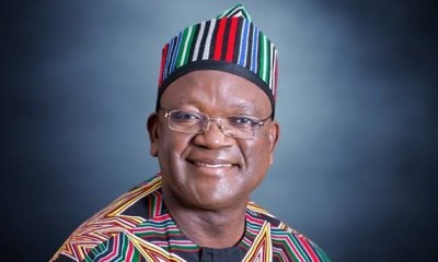 DEFECTION: Ortom's fate still uncertain even after meeting with Oshiomhole