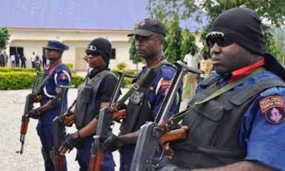 NSCDC nabs 27 illegal miners
