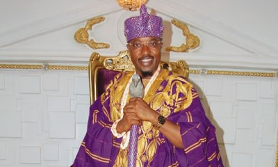 Oluwo of Iwo apologises to victims of slave trade in Nigeria for role of traditional rulers