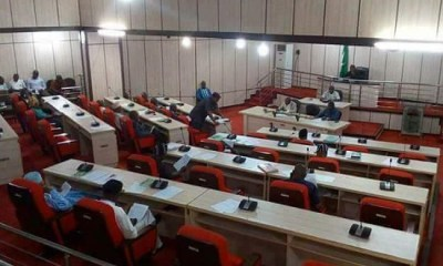 BENUE: Drama as lawmakers impeach APC speaker, replace him with another APC member