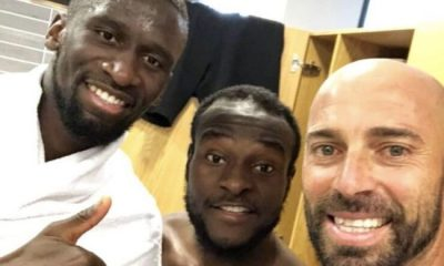 Victor Moses back at Chelsea