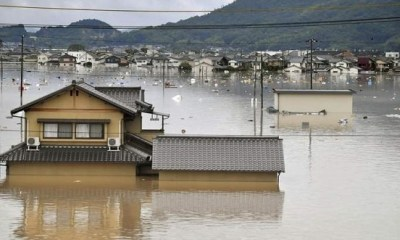 JAPAN: Death toll from floods, landslides rises to 114