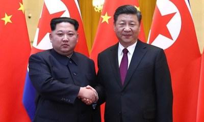 N'Korea's Kim tasks China on sanctions imposed on Pyongyang