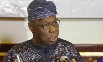 'We are so divided today the way we have not been before'— Obasanjo