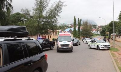 Saraki, Ekweremadu's homes under Police, DSS siege