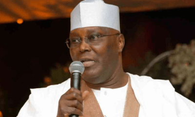 I stand with N'Assembly on state police— Atiku