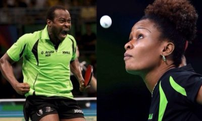 Aruna Quadri and Olufunke Oshonaike