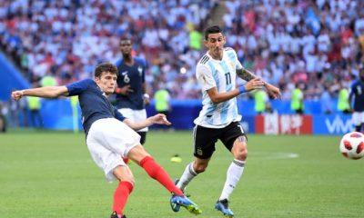 Benjamin Pavard goal at world cup