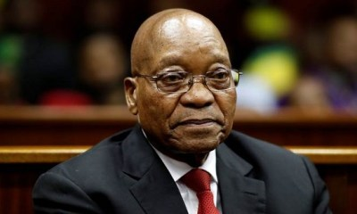 Zuma's corruption case adjourned