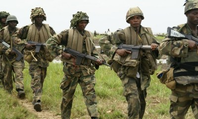 BENUE: Soldiers, herdsmen in fierce gun duel