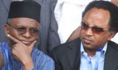 El-Rufai unwilling to end battle with Sani as Kaduna APC rejects NWC's suspension lift