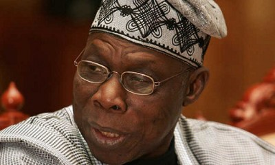 2019: God will not forgive me if I support Atiku for president— Obasanjo