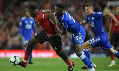 EPL: Manchester United v Leicester City - Ndidi vs Pogba