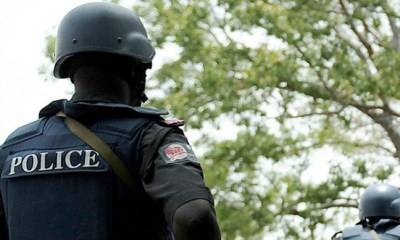 Harvest of criminals as police parade 28 suspected robbers, kidnappers