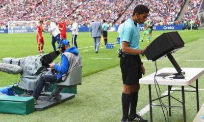 VAR - Video Assistant Referee