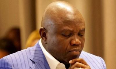 2019: Hamzat, 36 Lagos lawmakers deepen Gov Ambode's woes