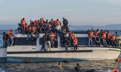 Tragedy as 100 migrants including 20 children drown in shipwreck off Libya's coast
