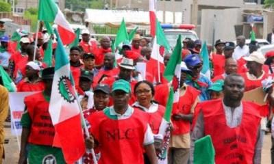 MINIMUM WAGE: Buhari, Labour meet