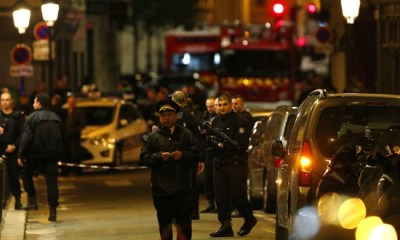 Knifeman arrested after stabbing 7 victims in Paris attack