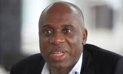 Amaechi downplays GE's withdrawal from railway concession deal