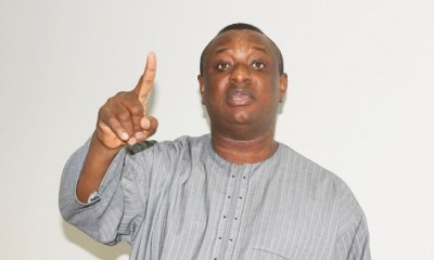 2019: Atiku didn't win PDP ticket fairly, he engaged in vote-buying— Keyamo
