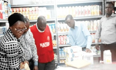 NAFDAC launches search, combs markets for drugs made from human foetus