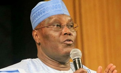 Buhari would have arrested me if he had evidence of corruption against me— Atiku