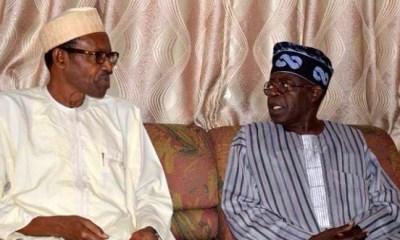 LAGOS APC GOV PRIMARY: Fearing a looming crisis Buhari meets Tinubu over Ambode