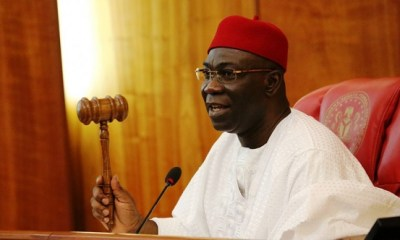 Ekweremadu's bid for a 5th term in Senate on course as he wins primary
