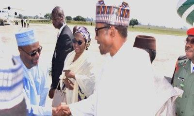 KILLINGS: Again, Buhari promises to bring perpetrators to book --Buhari