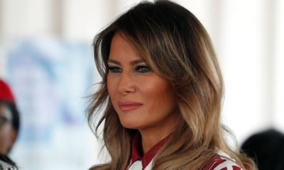 Melania Trump considers herself the most bullied person in the world