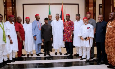 Buhari promises to fund projects in the South-East despite budget delay