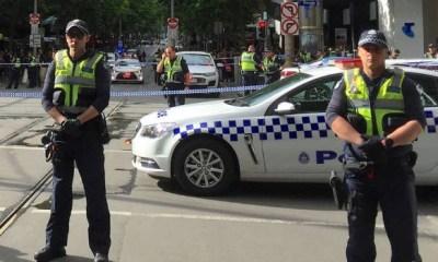 AUSTRALIA: 3 suspects arrested for plotting terrorist attack
